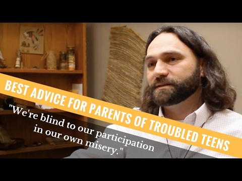 Advice for moms and dads Handling a Troubled Teen