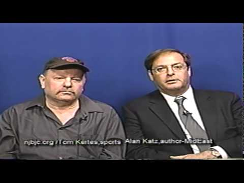 45   09 15 09 Tom Kertes, Sports and Alan Katz, Auothor mideast