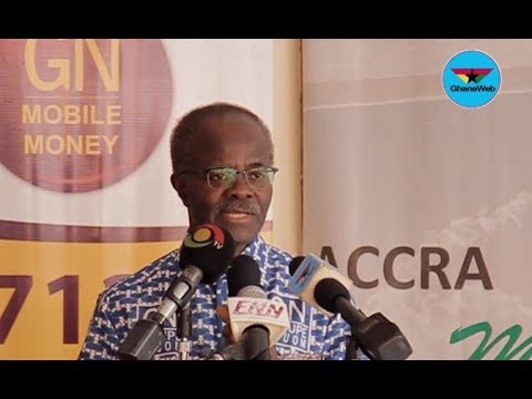 Dr. Nduom commissions new offices for Groupe Nduom