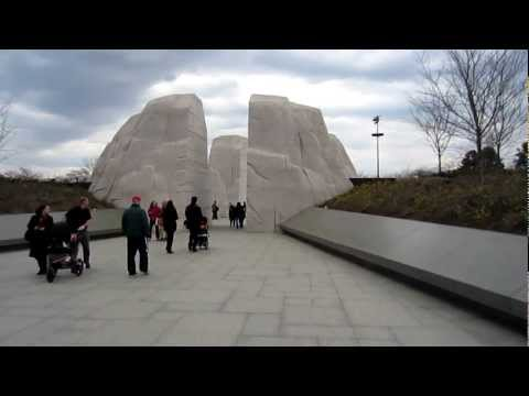 Martin Luther King Jr. Memorial, Washington D.C. 2012