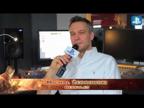 God of War: Wstąpienie - Wywiad z Bogusławem Lindą i Michałem Żebrowskim