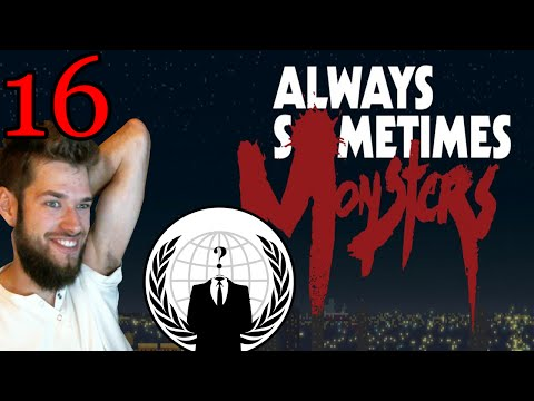HACKING JOB !! - Always Sometimes Monsters [#16] z Esem!