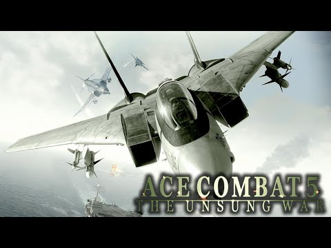 Ace Combat 5: The Unsung War. Full campaign