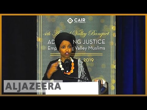 🇺🇸 Trump slammed for using 9/11 footage against Ilhan Omar | Al Jazeera English