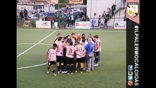 Palermo Calcio A5 :Stag 2018/19 C1-5°gg: Palermo calcio A5 Vs CUS Palermo : Sintesi