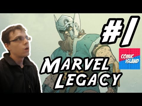 Marvel Legacy 1 – Change is Inevitable along with a resurrection or two