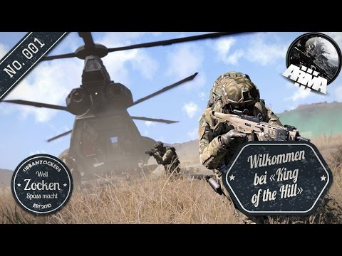 Arma 3 King of the Hill: Wilkommen bei King of the Hill