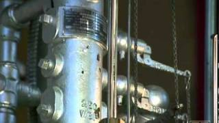 Blowing Down A Gauge Glass