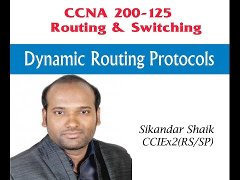Dynamic Routing Protocols - Video By Sikandar Shaik || Dual CCIE (RS/SP) # 35012