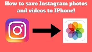how to save instagram photos ans videos on iphone without jailbreak || latest 2017