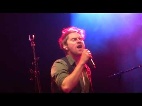 "Johannes Oerding ""Spring"" live in Bielefeld"