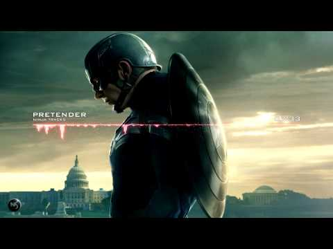 Ninja Tracks - Pretender Captain America The Winter Soldier