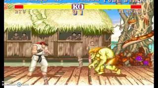 ¡¡Ryu el Campeon!! / Street Fighter 2.