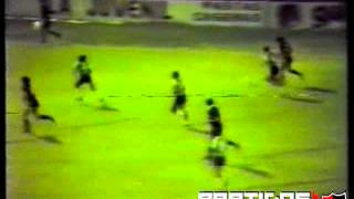 1987-88 - Campeonato Argentino - Fecha 22 - Deportivo Armenio 2 - 2 Newell