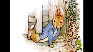 THE TALE OF  PETER RABBIT (BOOK) KIDS READING - WITH ENGLISH SUBTITLES