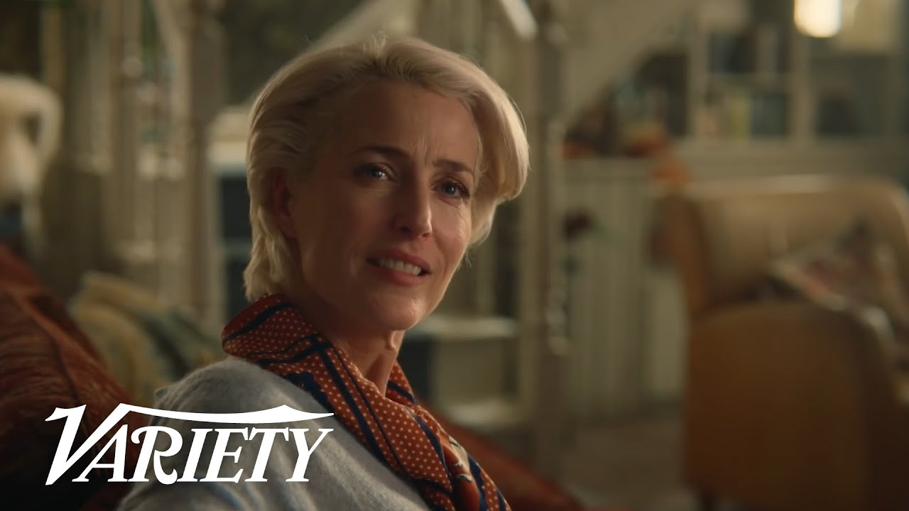 Gillian Anderson Talks 'Sex Education' and the Legacy of 'The X-Files'