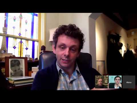 Michael Sheen 2013 interview about 'Masters of Sex' and Emmy Awards