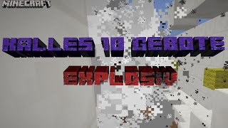 Kalles 10 Gebote #2 (Explosiv)