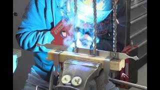 Delboy's Garage, Fabrication, 'Glove Drying Rack' (pt 2 of 2)