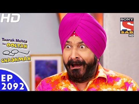 Taarak Mehta Ka Ooltah Chashmah - तारक मेहता - Episode 2092 - 13th December, 2016