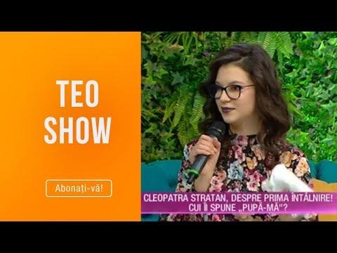 Teo Show (21.03.2019) - Cleopatra Stratan,