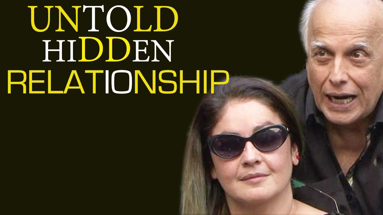 mahesh bhatt and pooja relationship