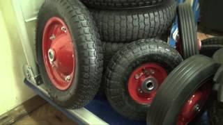 колеса для двухколесных тележек(, 2015-03-24T03:42:17.000Z)