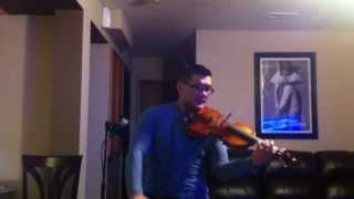 Remember When It Rained by Josh Groban on Violin