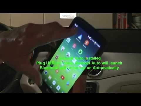 Unichip OBD2 Mercedes CarPlay & Android Auto Activation