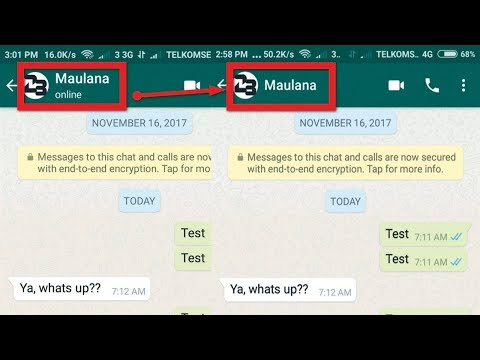 How To Hide Whatsapp Online Status, Last Seen And Blue Ticks On Android 100% WORK