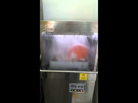 Jemi Hood-Type Dishwasher Balloon Test (Kitchenhub Pte Ltd)