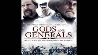 12. 4M2 The First Vision - Gods And Generals (Original Motion Picture Score)