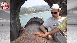 Murud-Janjira Fort (मुरुड जंजिरा किल्ला) | Historical Places of Maharashtra | Incredible India