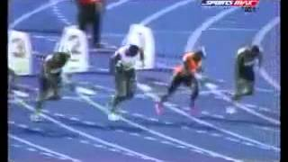 Darvis Doc Patton - 2012 Jamaica International Invitational Men's 100m
