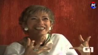 Entrevista Regina Bittar para o portal G1 da Globo