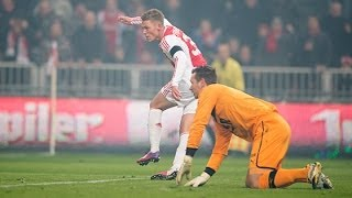 Highlights Ajax - Feyenoord (3-0)