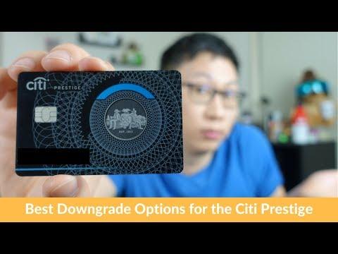 CitiPrestige Downgrade Path: $450 AF to $0? Costco, Dividend, Double Cash?