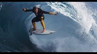 Glory Box | Pro Surfing Slow Motion Barrel
