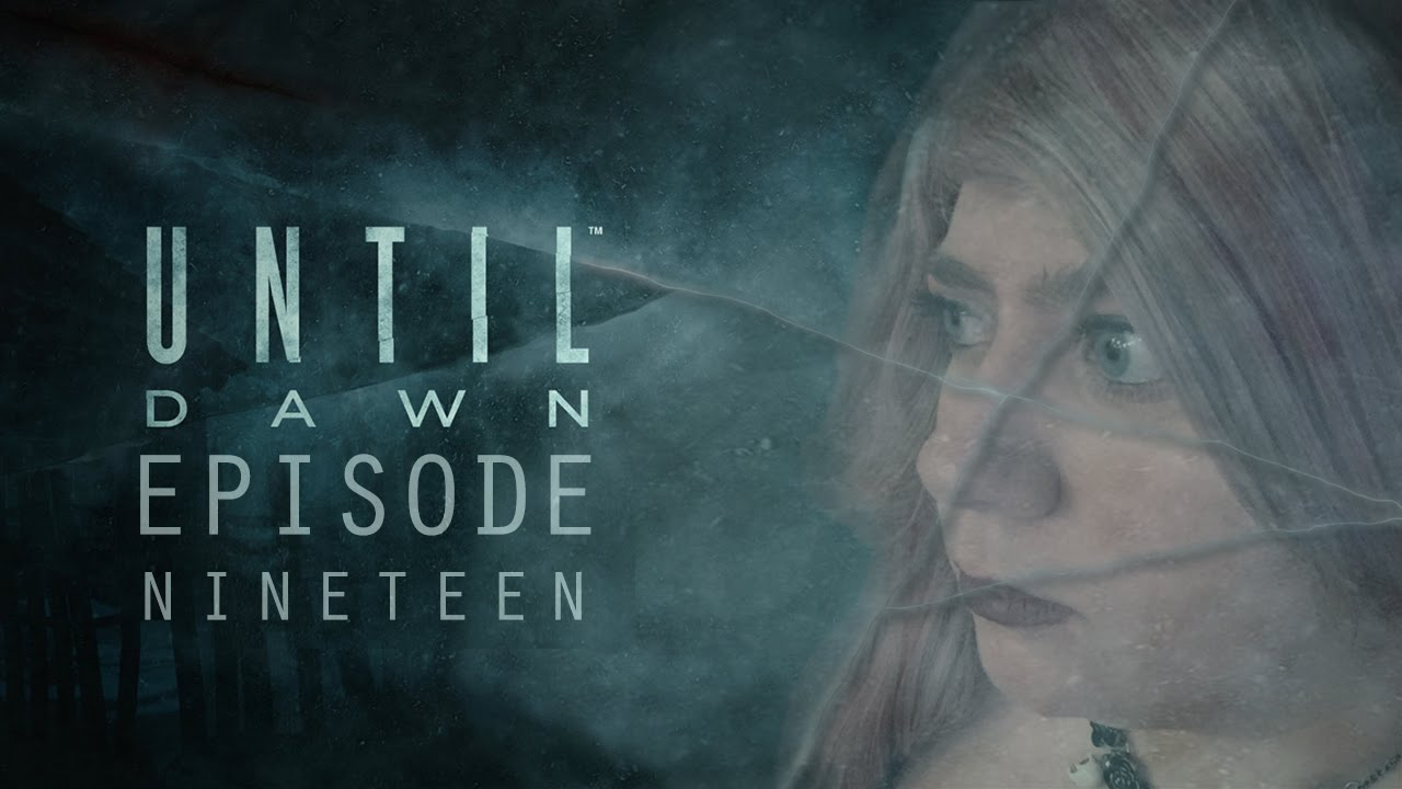 Until Dawn Ep 19 - Jesus Hotsauce Christmas Cake - YouTube