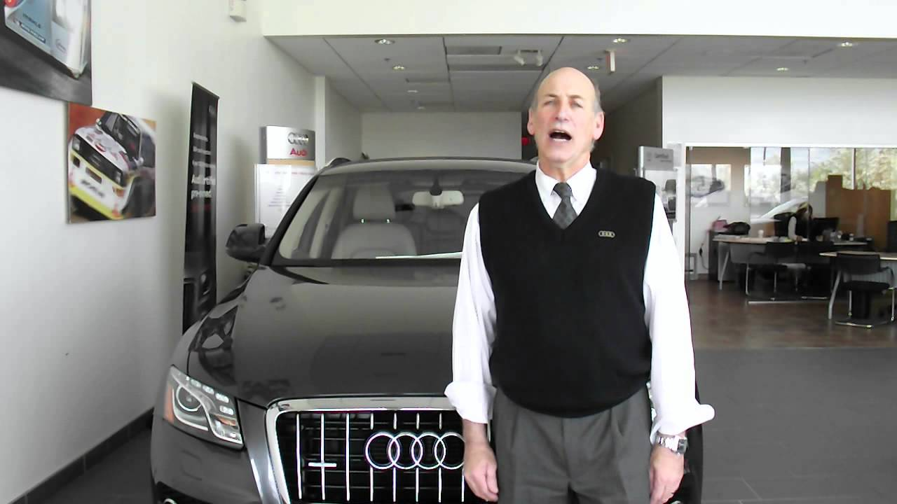 Larry David General Sales Manager Audi Willow Grove Youtube