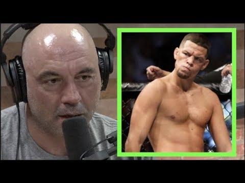 Joe Rogan Clarifies Claims That Nate Diaz is Vegan