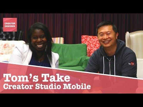 Creator Studio Mobile Update