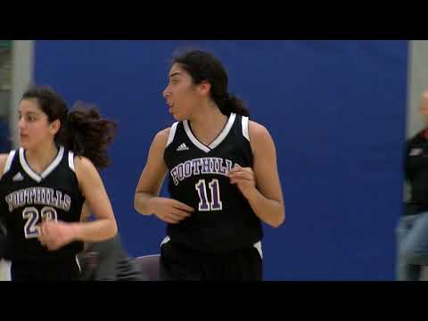 Girls Basketball: Classical Academy vs Foothills Christian