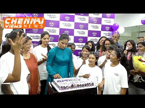 Naturals Enable initiative Inauguration of India's First Inclusive Beauty Salon Chain by Mithali Raj