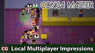 LMI: Conga Master | Conga Conga ConGA!