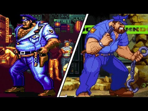 Cameos, Unique Animations + References in Street Fighter