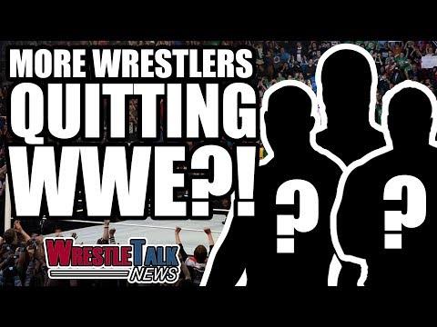 RUMOR: More Wrestlers QUITTING WWE?! Bullet Club SHOOTS On WWE! | WrestleTalk News Oct. 2017