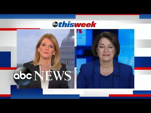 Gaining support from minority voters is 'going to be on me': Sen. Amy Klobuchar