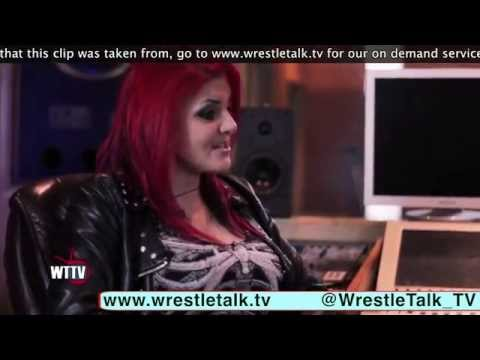 WWE Diva Paige's mother on how her family really feel about WWE career!