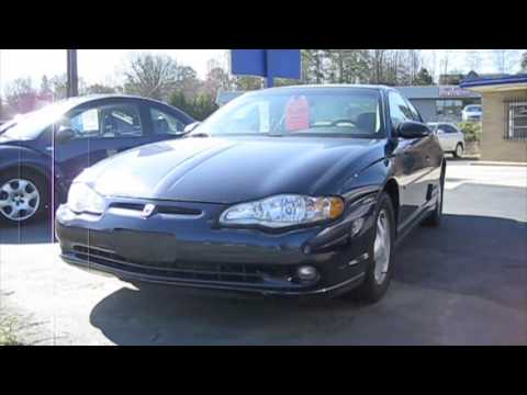 2000 Chevrolet Monte Carlo SS Start Up, Engine, and In Depth Tour
